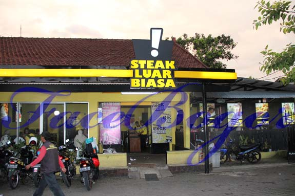 Steak Luar Biasa